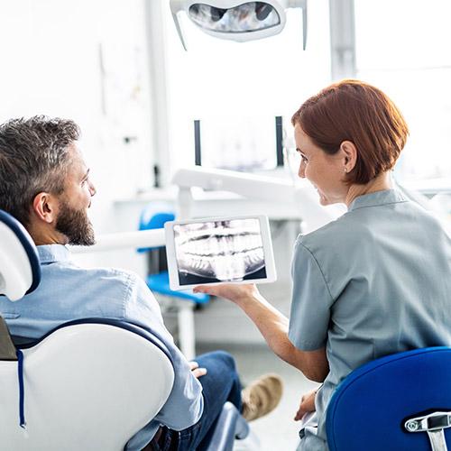 治療牙周病同時矯正咬合 連呼吸中止症也一併改善